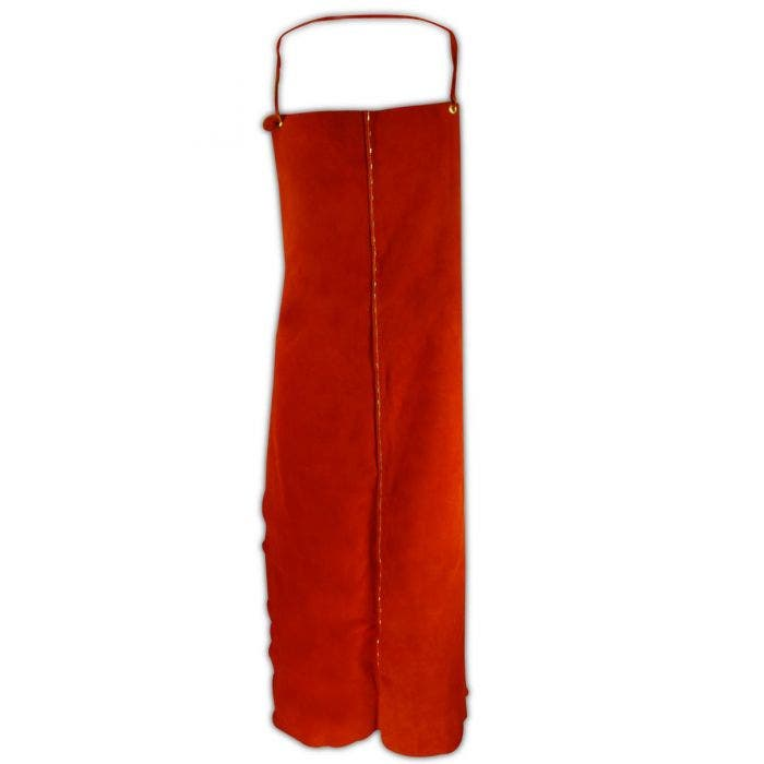 Magid Glove /& Safety 100T-48 Weld Pro 100T48 24 x 48 Tan Leather Bib-Style Apron