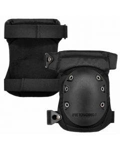 Ergodyne ProFlex PF18435 Comfort Hinged Hard Cap Gel Knee Pads with Buckles