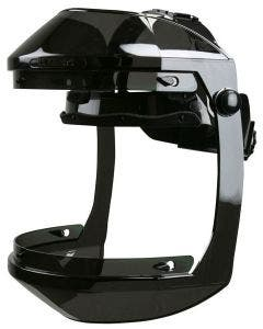 MCR Safety 483000 Double Matrix Headgear with Ratchet Suspension