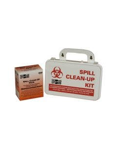 First Aid Only Spill and Bloodborne Pathogen Spill Cleanup Kit