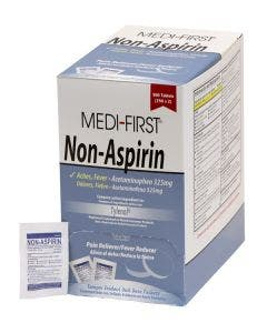 Medique Medi-First Non-Aspirin (Compare active ingredient to Tylenol)