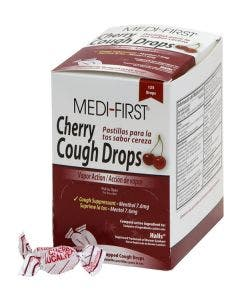 Medique Medi-First Cherry Drops (Compare active ingredient to Halls)