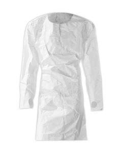 Magid EconoWear C1450TS Tyvek Disposable Lab Coat, 25/case