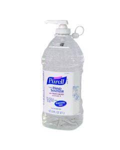 Purell Instant Hand Sanitizer, 2 Liter Pump Bottle