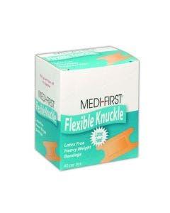 Medi-First MP61678 Flexible Knuckle Bandages