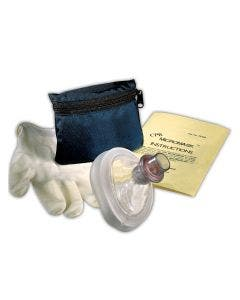 MDI® MicroMask® with Filtered Valve, Gloves and Pouch