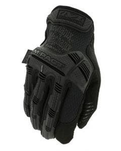 Mechanix Wear MPT-55 M-Pact Black Covert Impact Absorbing Gloves