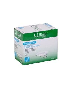 "Curad NON25700H 2"" x 3"" Non-Adherent Pads"