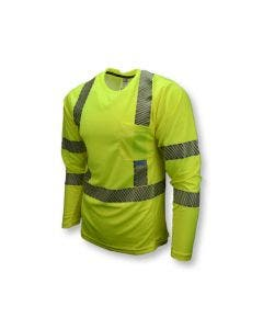 Radians Arctic Radwear ST313PGS Type R Class 3 Mesh Yellow/Lime Safety Shirt