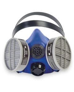 Honeywell Survivair Blue 1 Half Mask Respirator