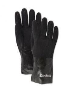 Magid® MultiMaster® T3082R Fine Sand Finish PVC Gloves