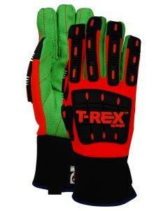 Magid TRX505WR T-Rex Waterproof Double Palm Winter Impact Glove