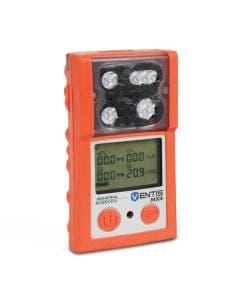 Industrial Scientific Ventis Multi-Gas Detector - LEL,CO,H2S,O2, Li-ion
