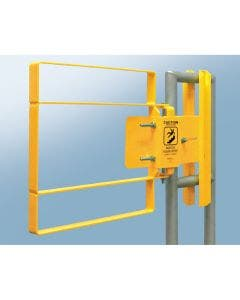 "FabEnCo XL71 34""-36.5"" Self-Closing Safety Gate"
