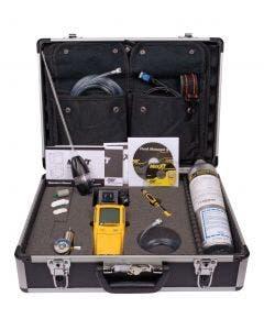 BW Technologies by Honeywell GasAlertMax XT II 4-Gas Detector with Integrated Sampling Pump