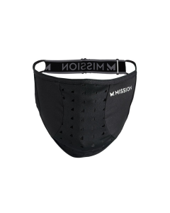 Magid Cool Powered by Mission Multi-Layer Adjustable VaporActive Sport Mask