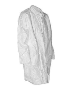 Magid C2110 Tyvek Lab/Shop Coat With Collar and Pocket Slits