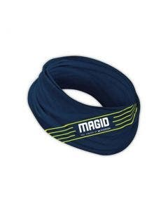 Magid Cool Powered by Mission D0S04150 Navy Blue Cooling Neck Gaiter and Face Cover