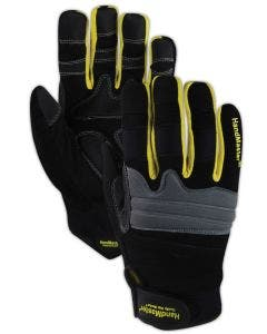 Magid® HandMaster® MECH103 Mechanics Gloves with Gel Palm Padding