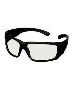 3M Maxim Elite Black Frame Scotchgard AF-AS Safety Glasses