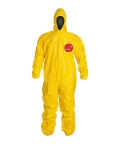 DuPont Tychem QC127T 2000 Coverall with Taped Seams