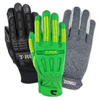 Photo of sporty gloves