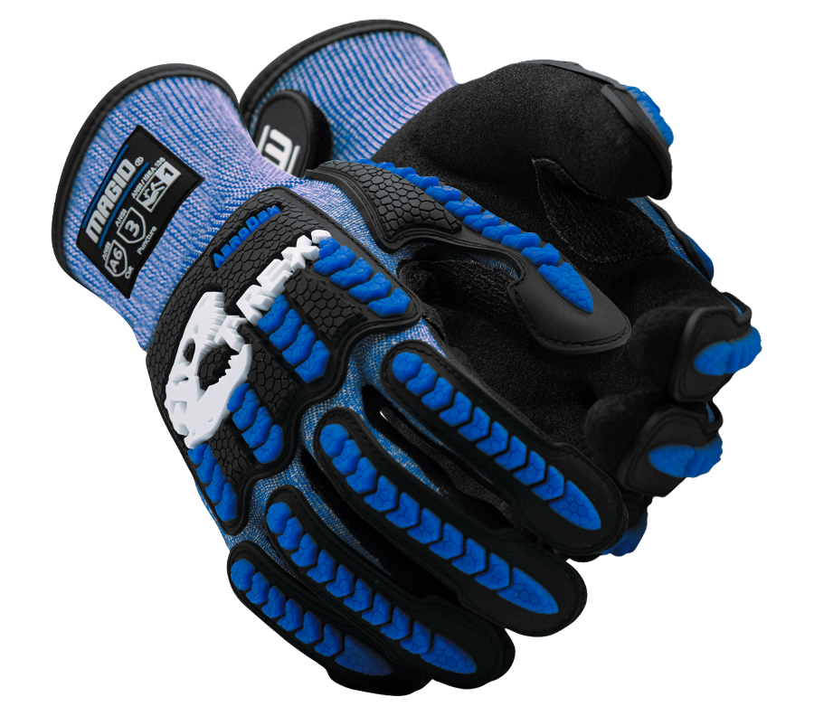 T-REX® Impact Glove with AeroDex® Shell