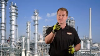 Image of impact glove safety training video
